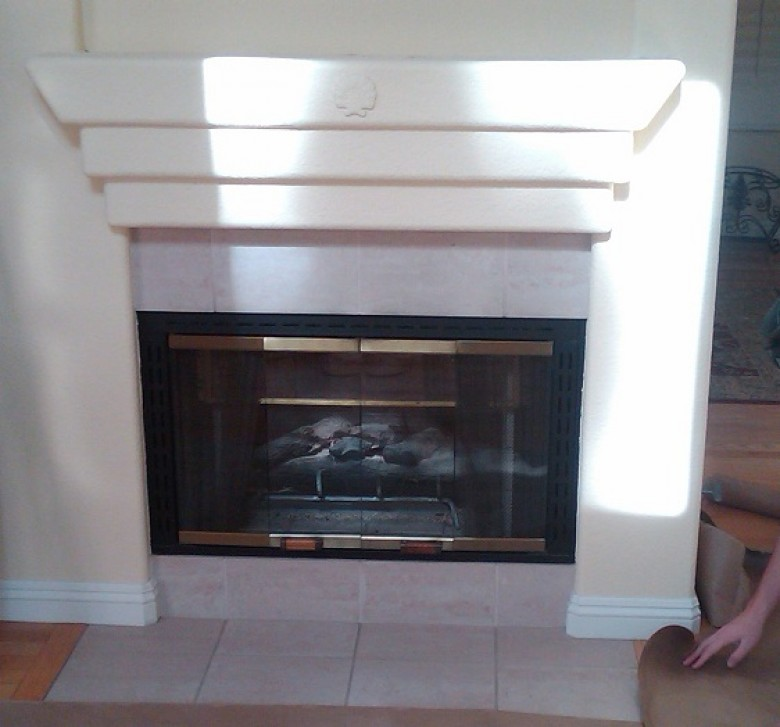 Fireplace Remodel San Diego Life Masonry San Diego Masonry Contractor